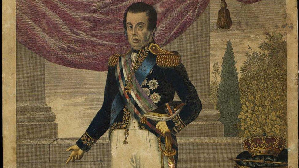 Retrato de João VI