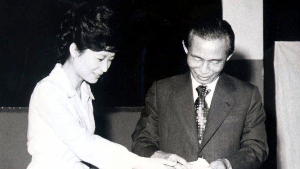 Park Geun Hye Tragedy Of South Korea S First Female Leader Bbc News
