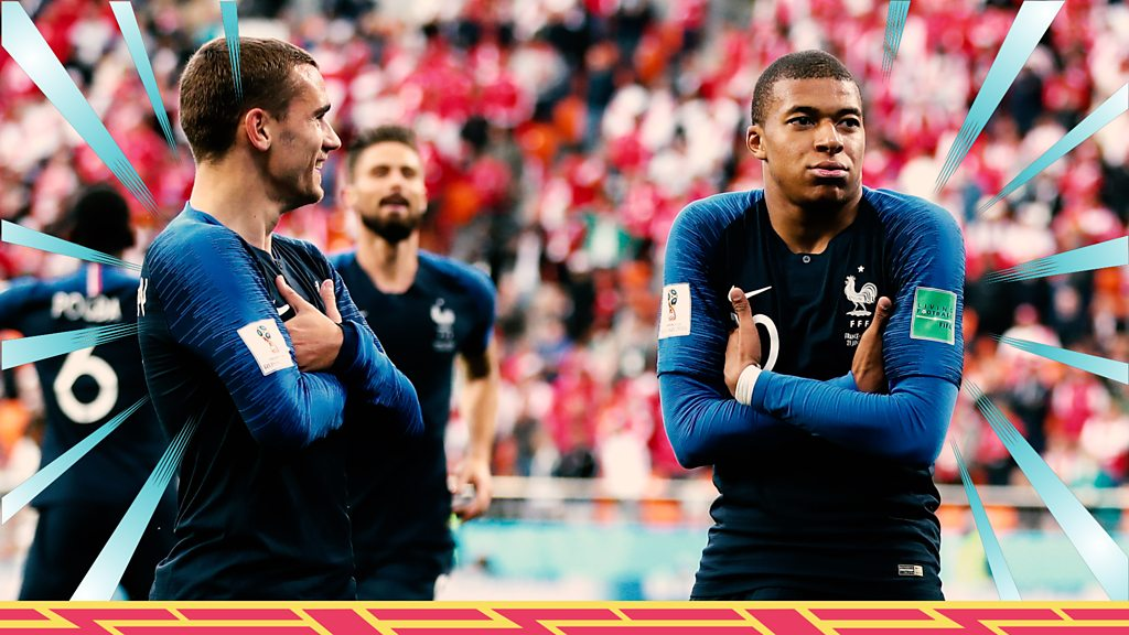 World Cup 2018: France 1-0 Peru highlights