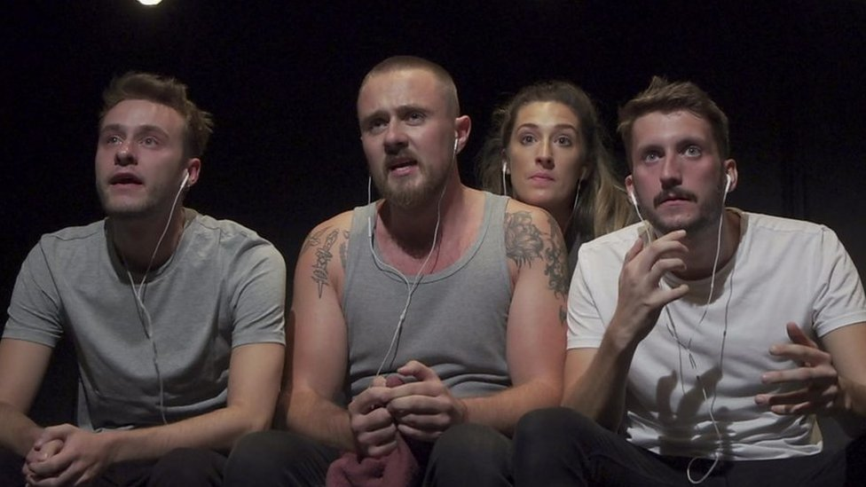 Mood Kill: Real life mental health stories inspire new play