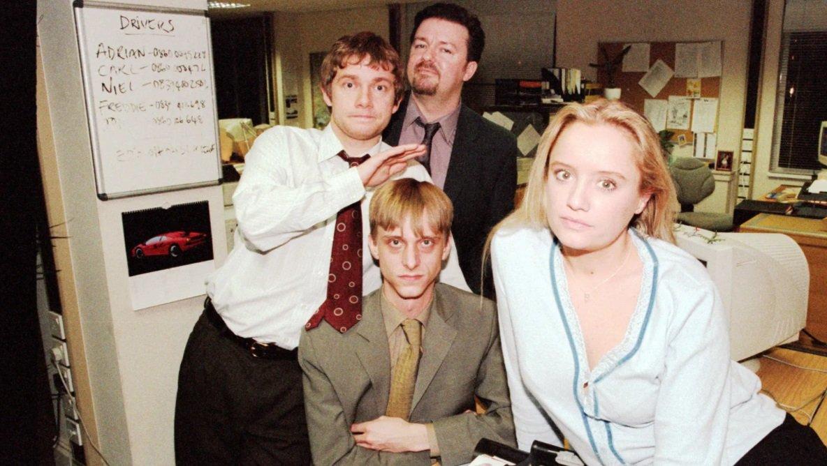 Serija se bavila monotonijom i patnjom koje prate radno vreme od 9 do 5