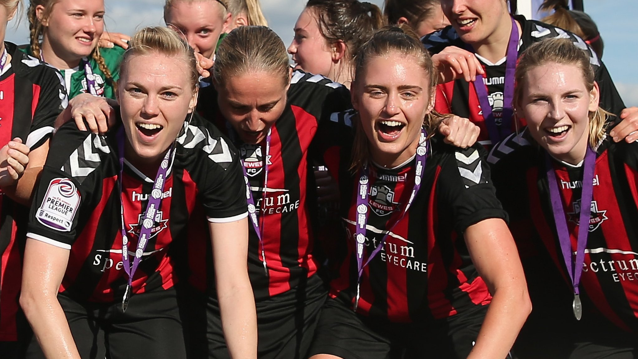 FA Cup: Lewes working group to propose 'radical increase' in women's prize money