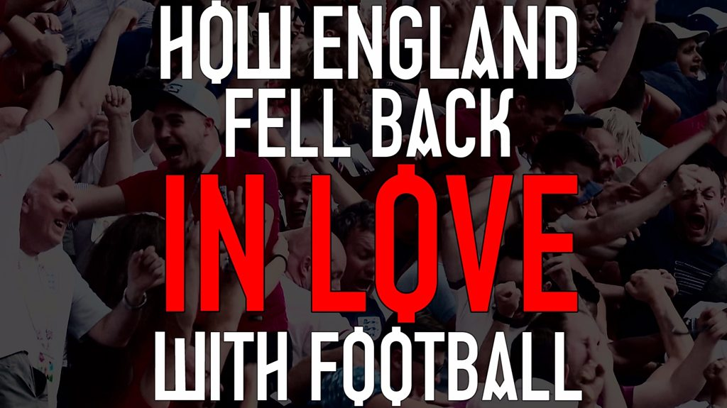 Unlikely heroes, waistcoats & a buried curse: How England fell for football again