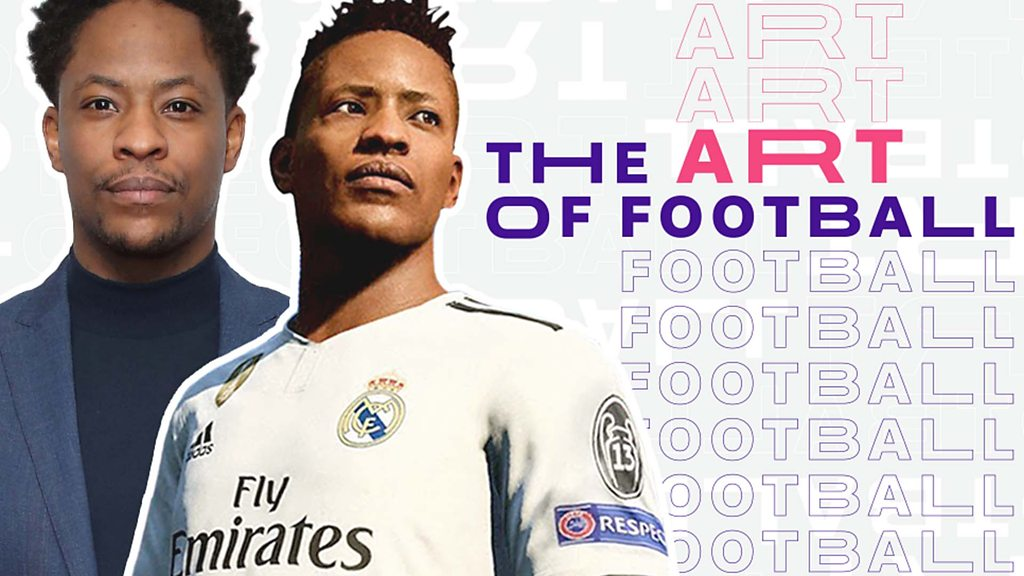 Adetomiwa Edun: The man who plays Fifa's Alex Hunter