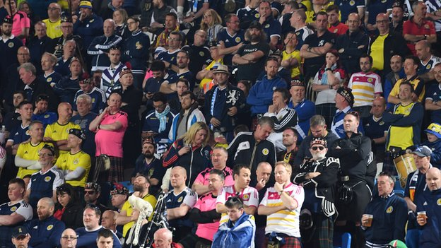 Scotland atmosphere 'toxic' in San Marino - Billy Dodds