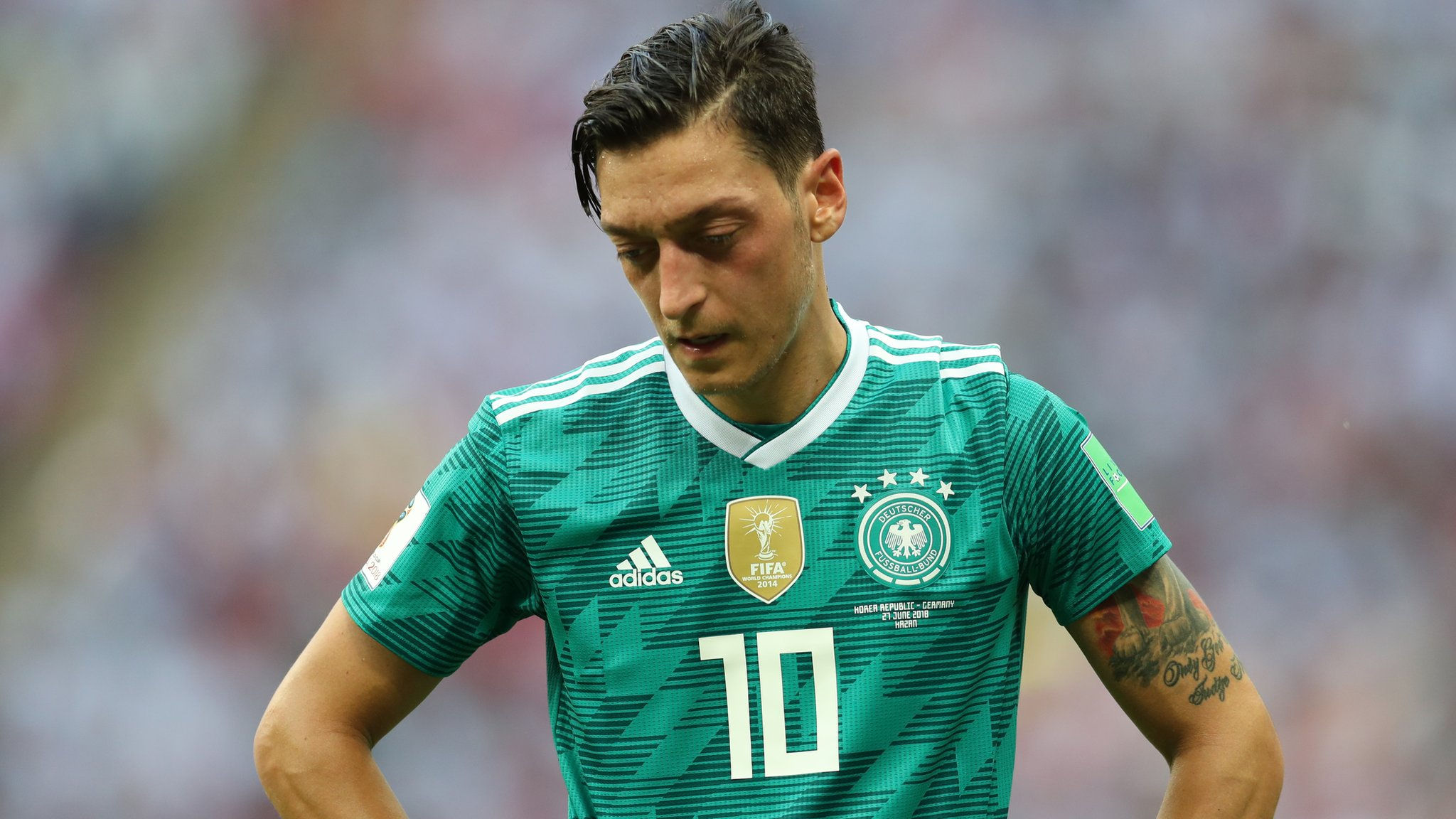 Mesut Ozil: Arsenal midfielder says he no longer wants to play for Germany