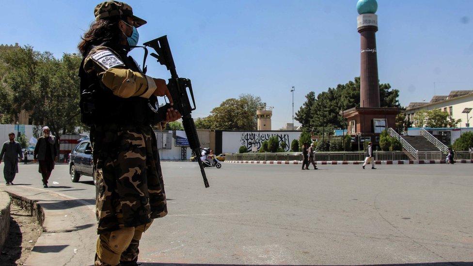 至今未有國家正式承認塔利班在阿富汗的地位。