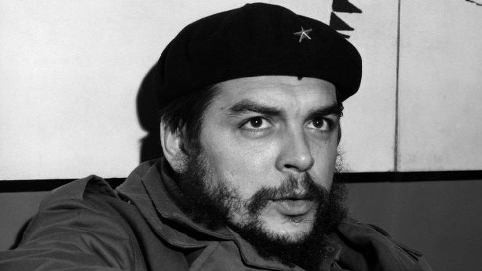 Che Guevara. Photo: January 1965