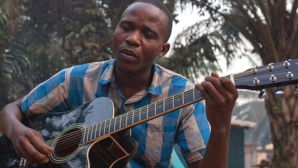 Central African Republic's singing survivor: Why a grenade can't stop our music