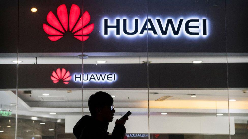 En EE.UU. hay dos acusaciones legales contra Huawei.