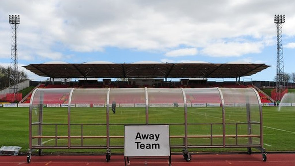 Gateshead: Club suspended from National League after 'multiple breaches' of financial rules