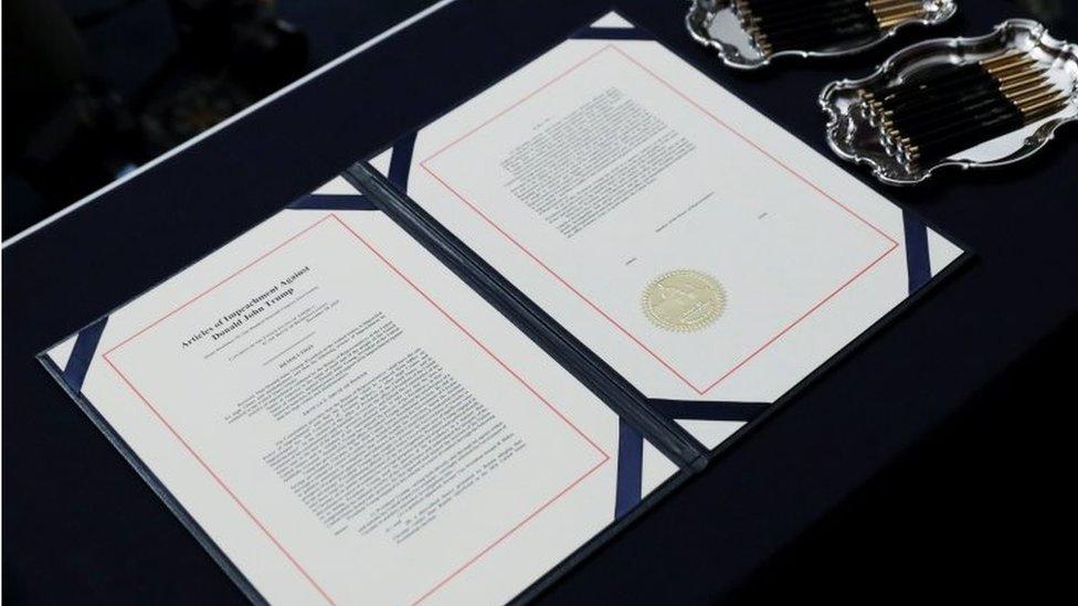 Artículos del impeachment