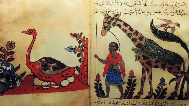 """""""El libro de los animales"""" de al-Jahiz"""