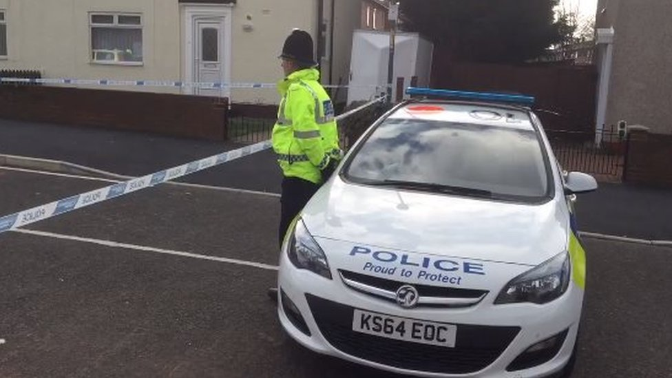 South Shields police shooting: Man wanted to die in 'blaze of glory'