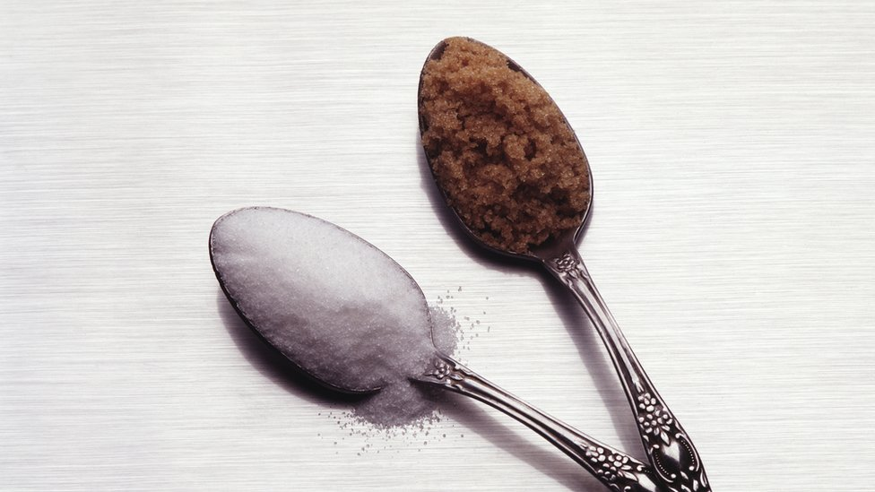 Teaspoons of sugar