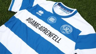 BBC - Newsbeat - Grenfell football project aims to 'make new memories'
