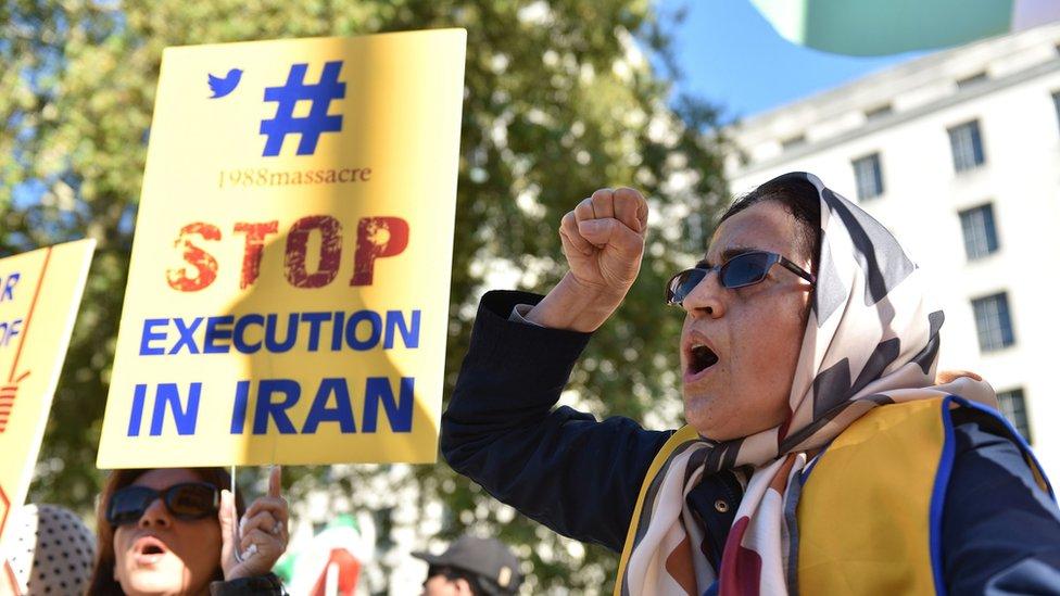 Mohammad Hassan Rezaiee: UN condemns Iran over 'juvenile execution' thumbnail