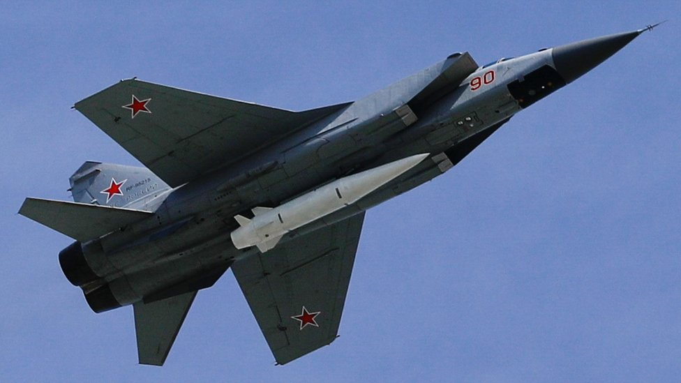 Russia fears leak of hypersonic missile secrets to West