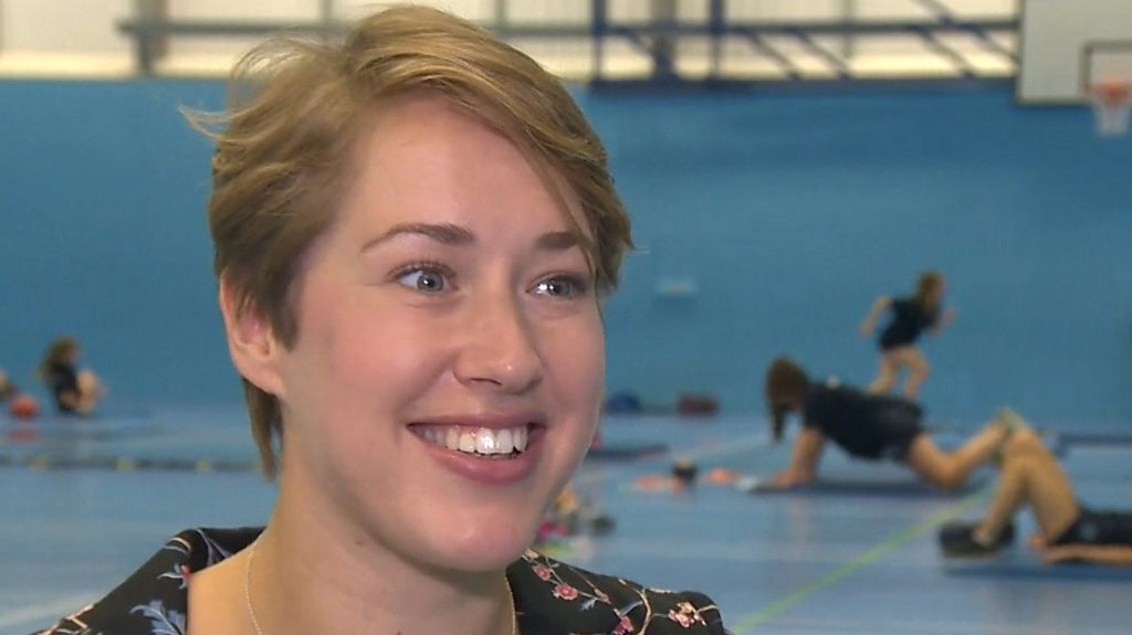 Lizzy Yarnold 'ready for new chapter' after announcing retirement