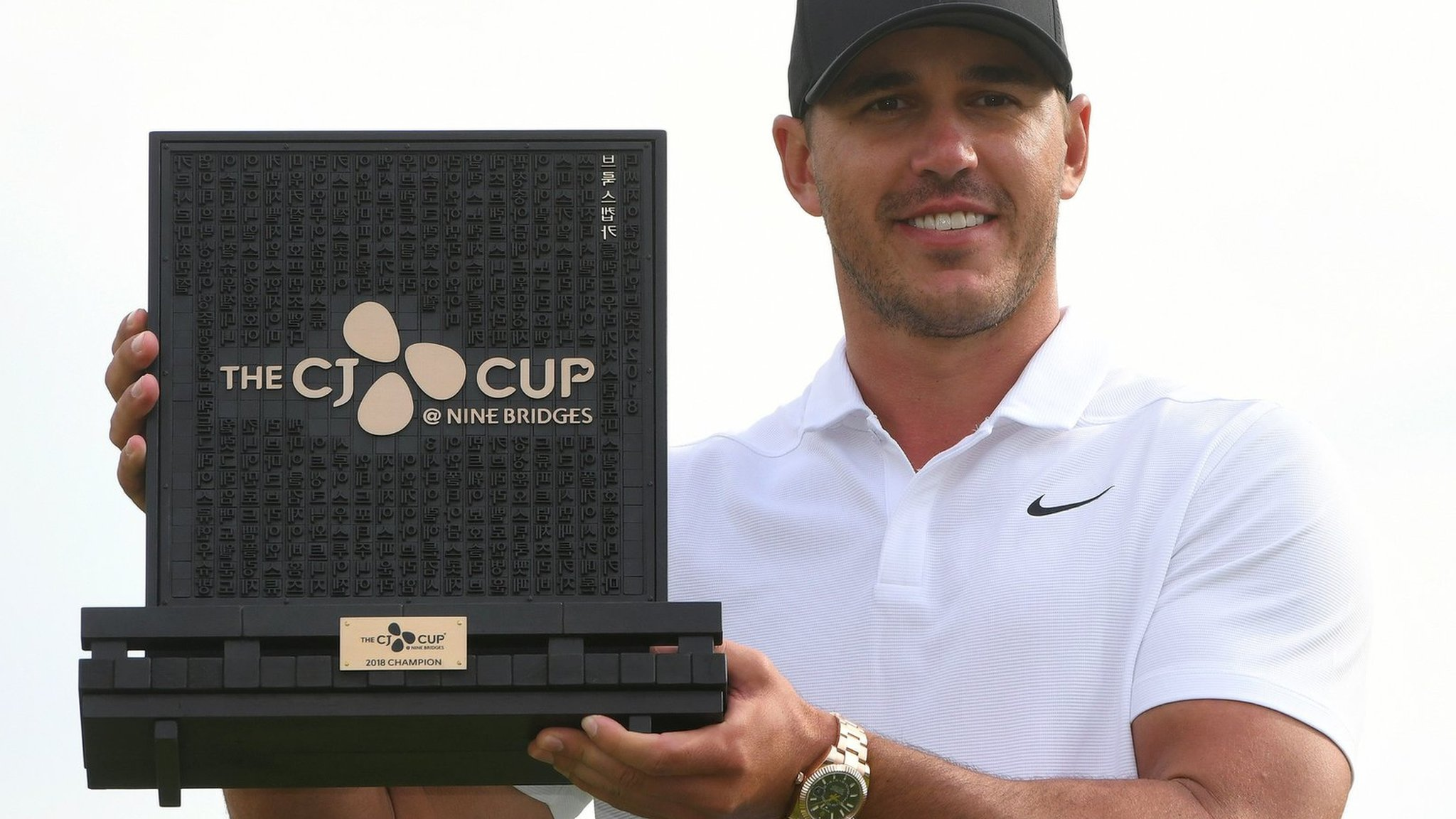American Koepka to become world number one for first time after win in South Korea