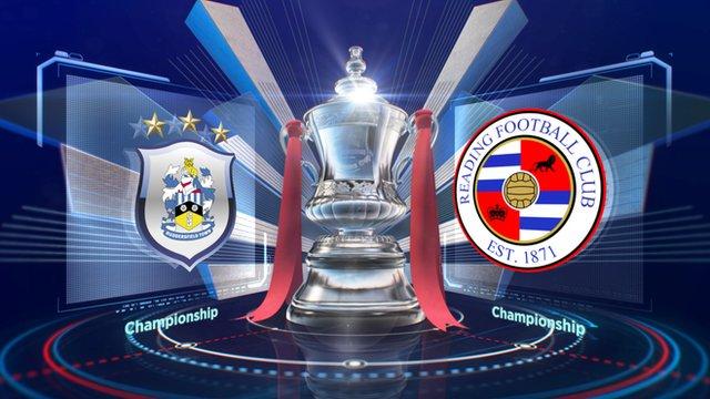 Highlights: Huddersfield 2-2 Reading