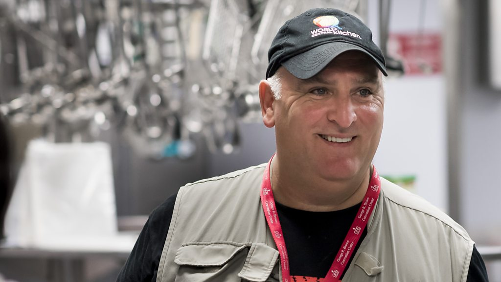 José Andrés: The TV chef who fed Puerto Rico
