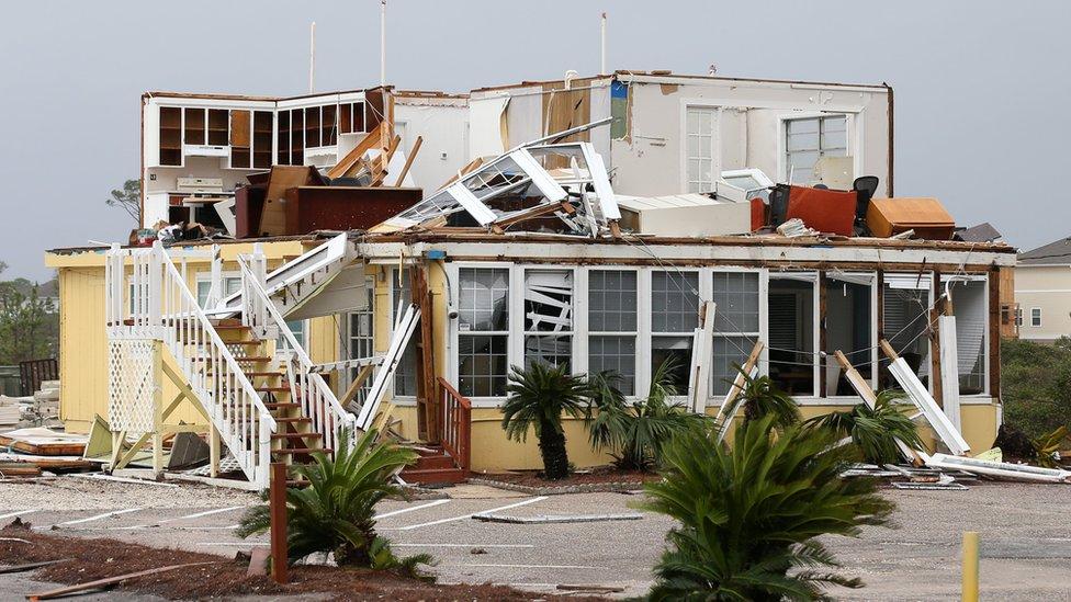 Wind Damage Across the United States