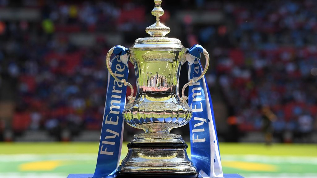 FA Cup: Dunston UTS v Gateshead to be shown on BBC in fourth qualifying round