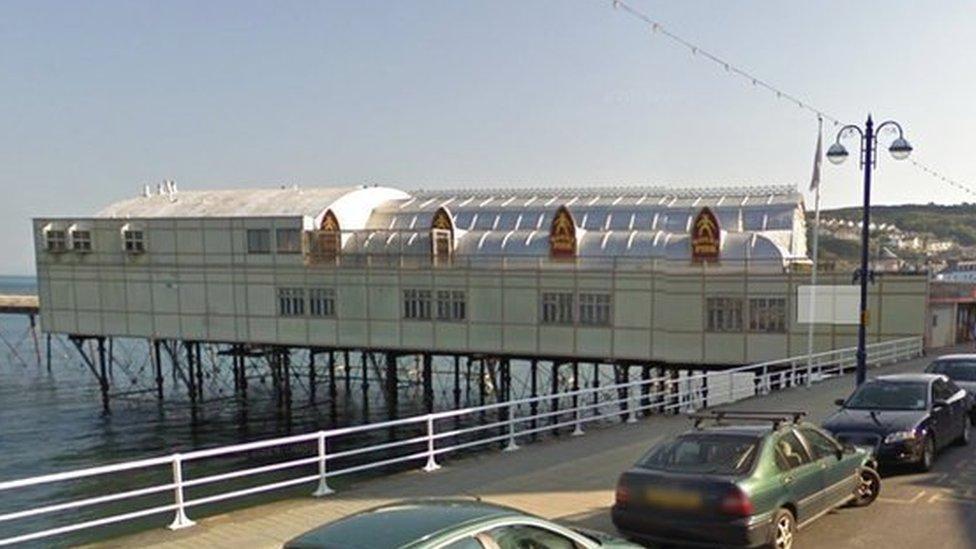 Aberystwyth Pier