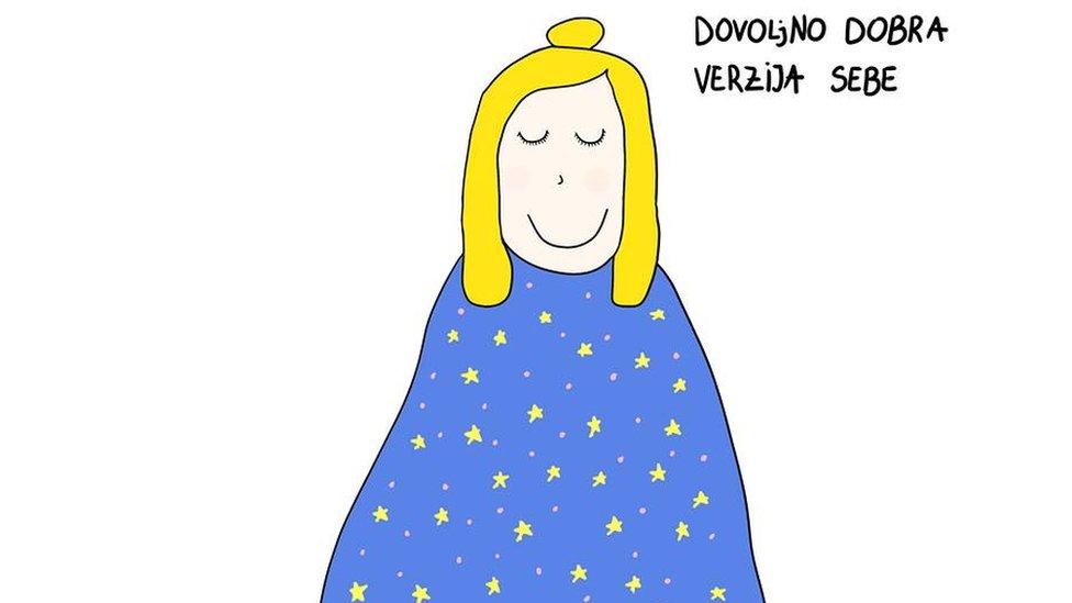 Jelena Marković ilustracija