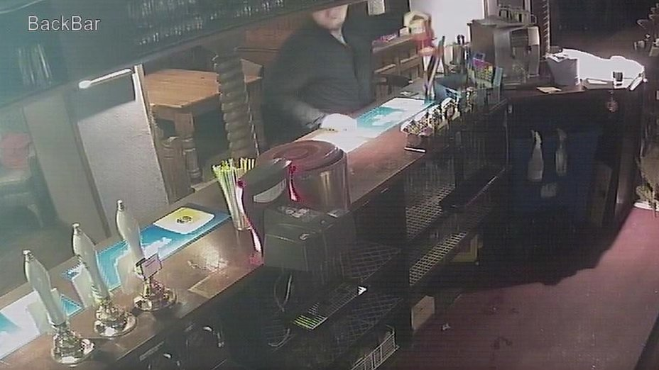 Man steals poppy collection tin from Bristol pub