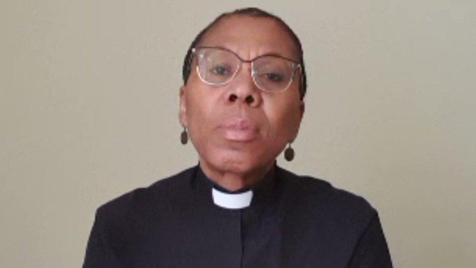 Reverend Canon Dr Rosemarie Mallett