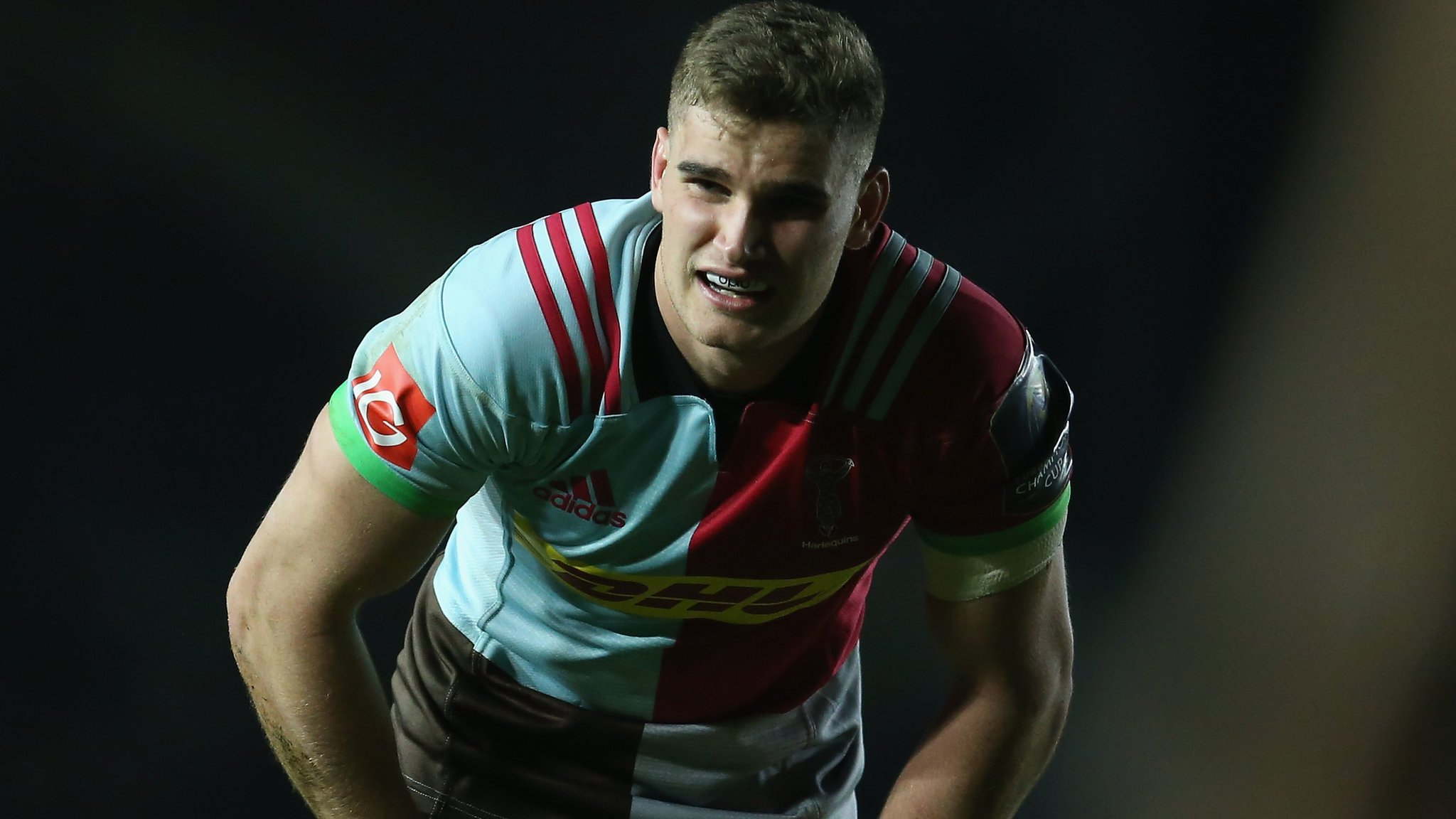 Quins' Lang aims to leave lasting impression on Scotland coach