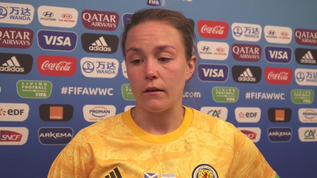 Women's World Cup: Reaction to Scotland's 'harsh' exit