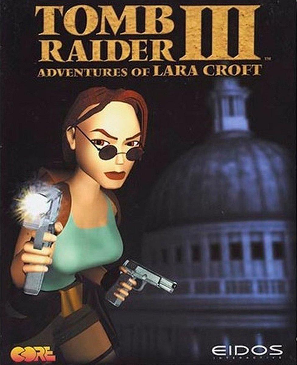 Tomb Raider computer game