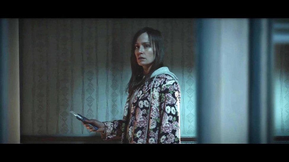 Imagen promocional La mujer en la ventana.