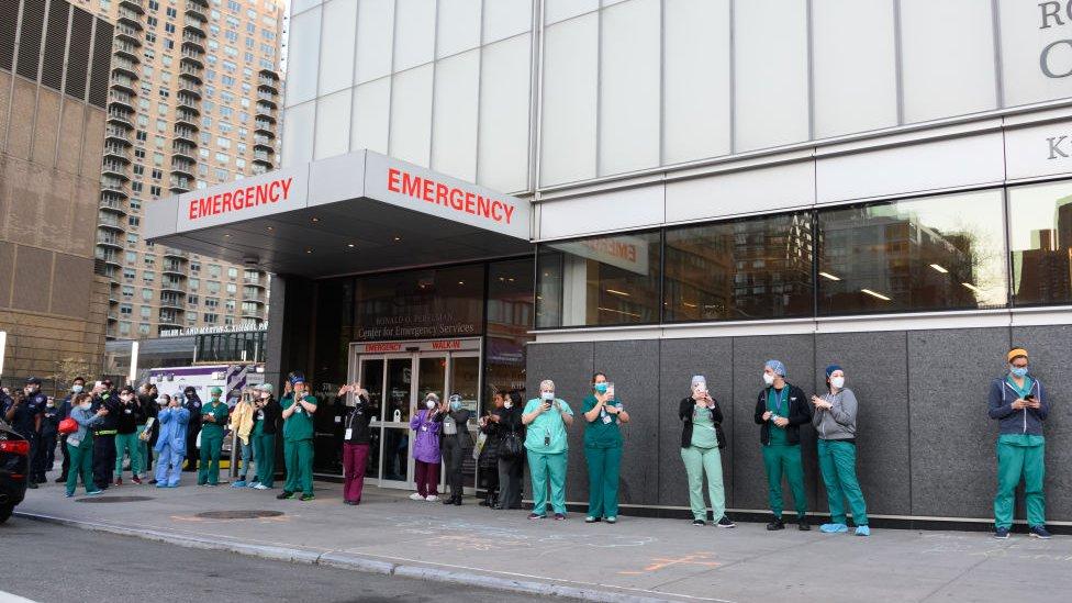 Hospital en EE.UU.