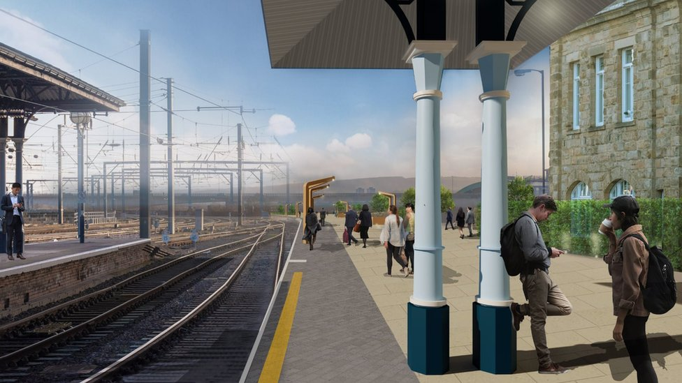 Newcastle Central Station's £5.2m upgrade plan revealed