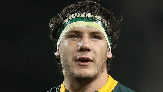 Marcell Coetzee has signed a three-year contract with Ulster