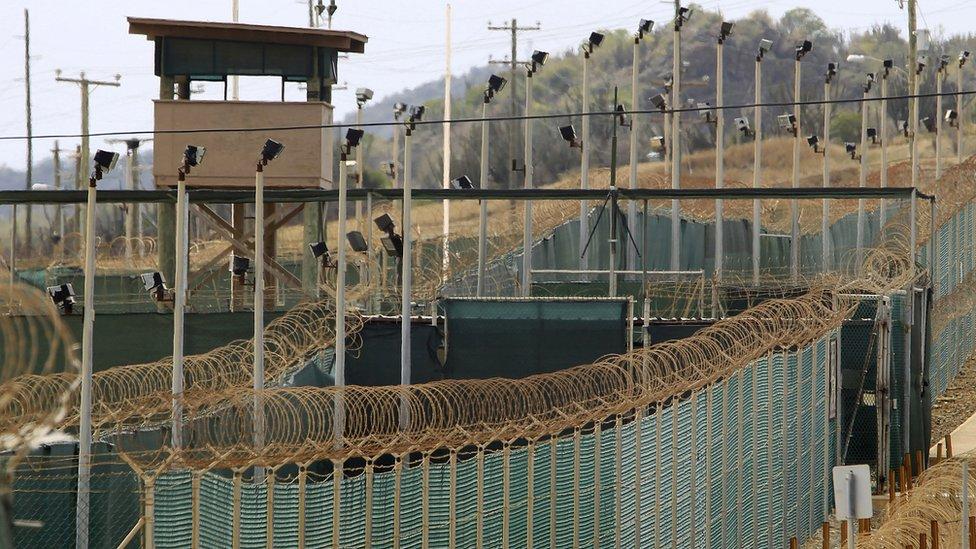 Guantanamo prison, 2 Oct 15