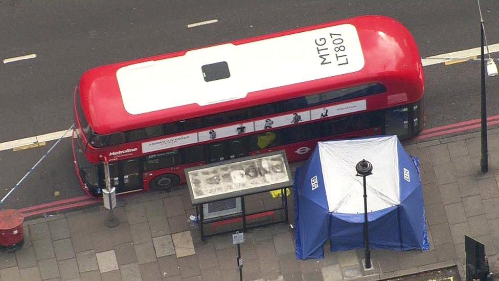 Arrest after fatal stabbing on London bus in Marylebone
