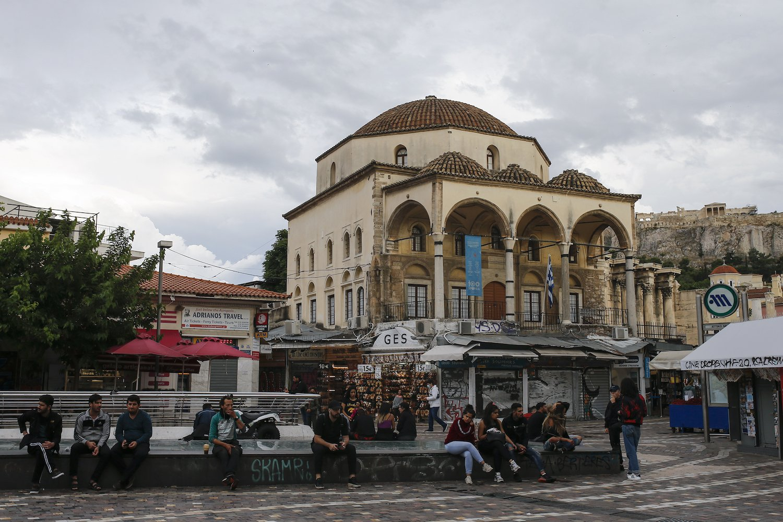 مسجد فتحية في أثنيا
