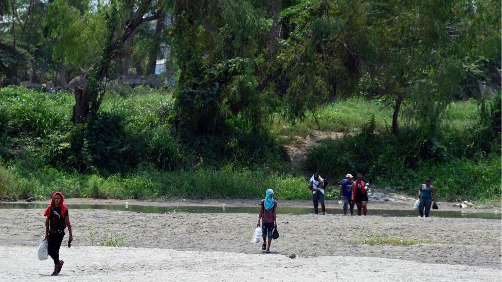 La frontera sur de México es una de las más activas del mundo.