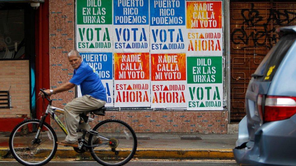 Calle de Puerto Rico