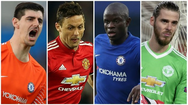 Who made your combined Chelsea-Man Utd FA Cup final XI?