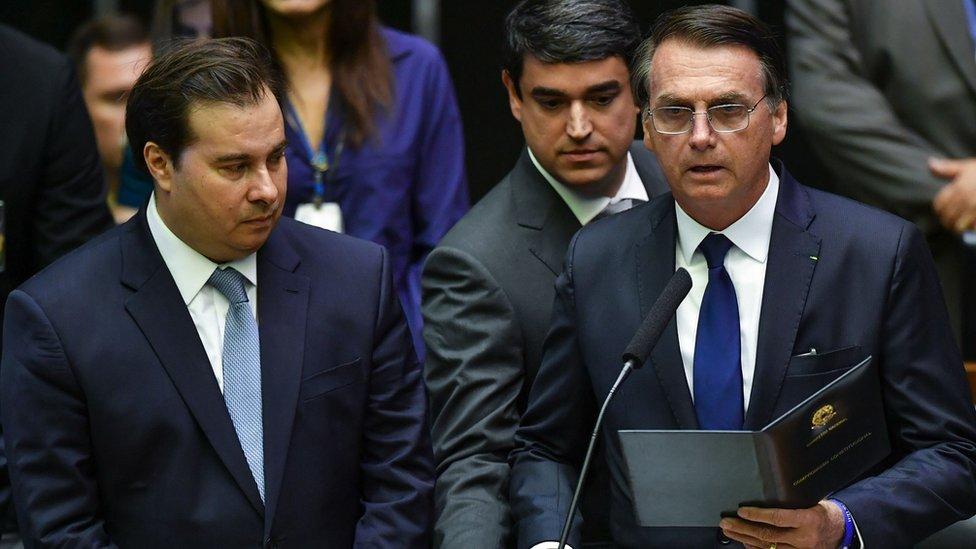 Jair Bolsonaro Presidente De Brasil 5 Frases Que Marcaron