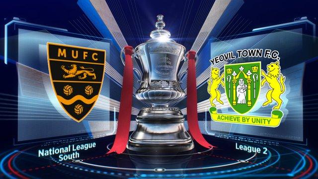 Highlights: Maidstone Utd 0-1 Yeovil