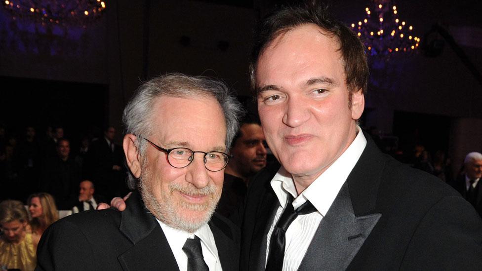 Stiven Spilberg i Kventin Tarantino