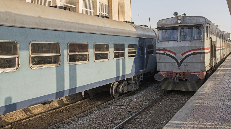 صورة لقطار