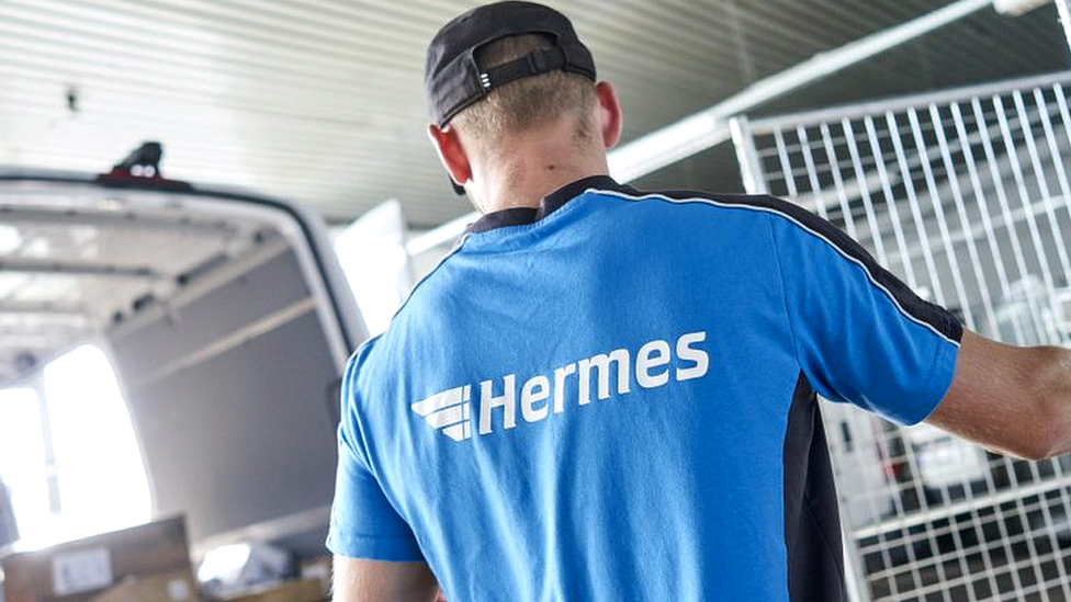 Hermes courier